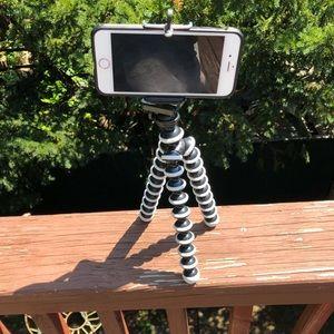 Other - Flexible Tripod Smartphone Holder
